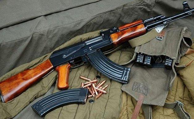 Румыния отказалась от автоматов Калашникова в пользу стандартов НАТО