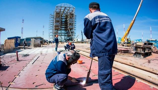 Бывшего замглавы «Дальспецстроя» осудили за махинации при строительстве космодрома «Восточный»