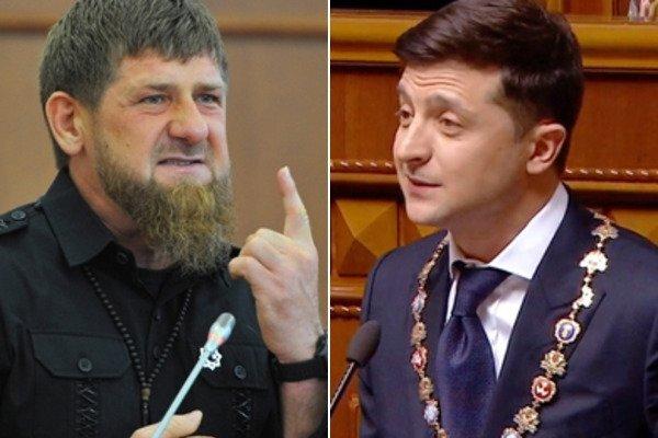 """""""Позарился на чужое!"""" Кадыров с гневом набросился на Зеленского и заявил о разочаровании"""