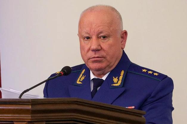 Совфед принял отставку замгенпрокурора РФ по Северному Кавказу Ивана Сыдорука