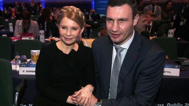 Кличко может пойти на выборы вместе с Юлией Тимошенко