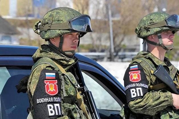 Батальон военной полиции вернулся в Ингушетию из Сирии