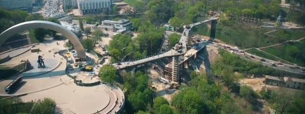 На строительство моста Кличко потратят еще 74 млн
