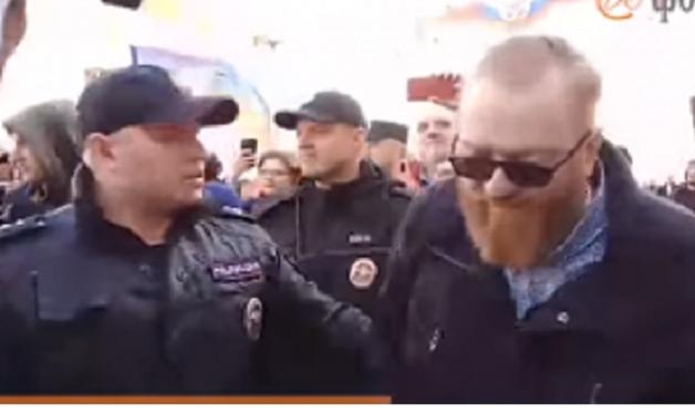 В Санкт-Петербурге геи поколотили педофила Милонова