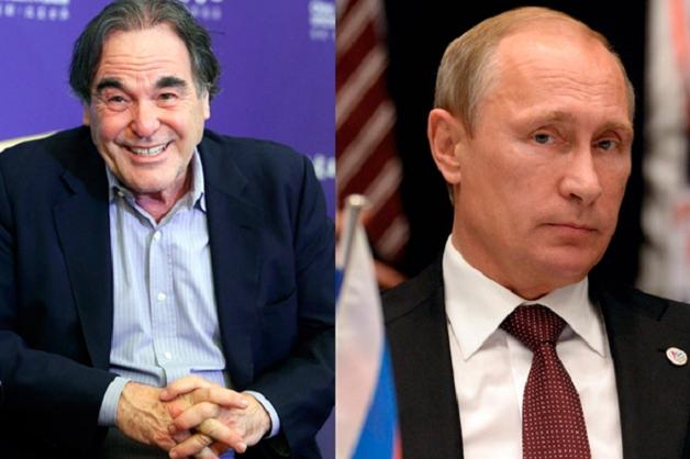 Оливер Стоун, пытаясь сделать из Путина человека – либо продался, либо стал морально ущербным