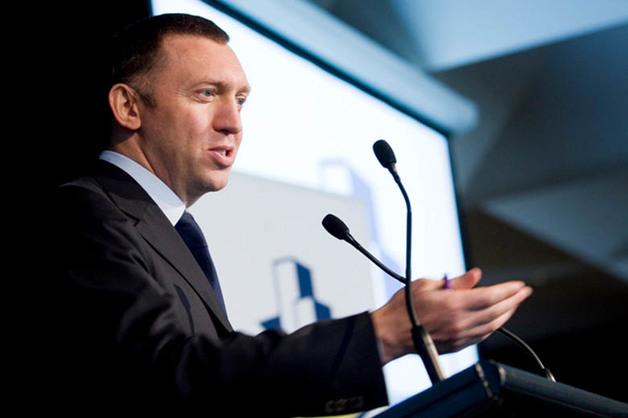 Дерипаска попросил у правительства 100 миллионов евро