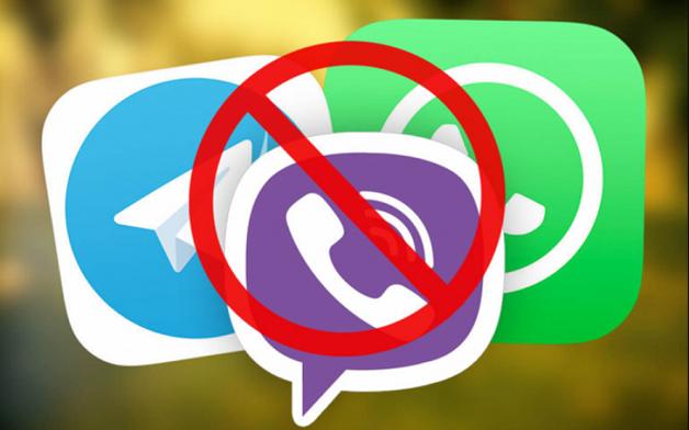 В России могут заблокировать Viber, WhatsApp и Telegram