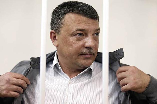Максименко обвинили в получении взятки от известного рейдера Бадри Шенгелии