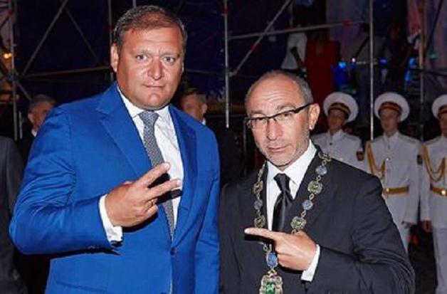 Допа и Гепа как экспортеры антимайданных технологий в Россию