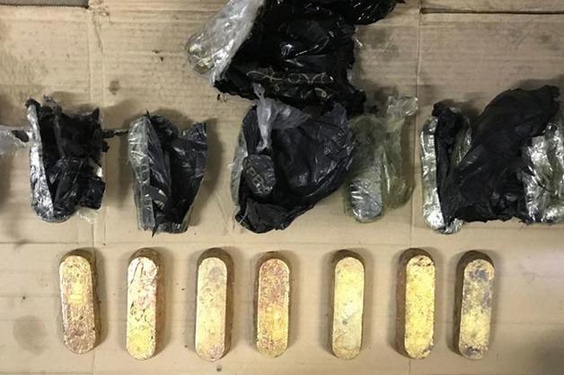 В Якутии сотрудники УФСБ изъяли промышленное золото стоимостью более 18 млн рублей