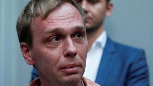 Журналиста Ивана Голунова взяли под государственную защиту