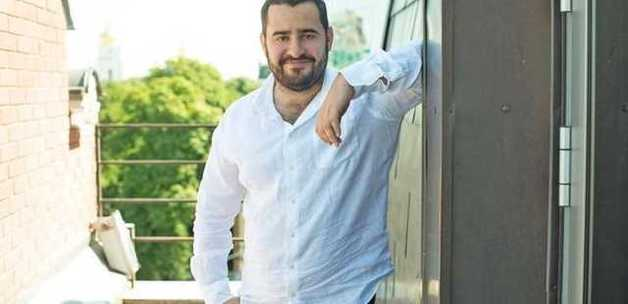 Андрей Довбенко сушит сухари