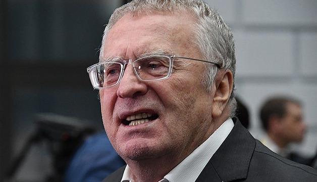 Жириновский назвал коллег по Госдуме «предателями русского народа» и покинул зал заседаний