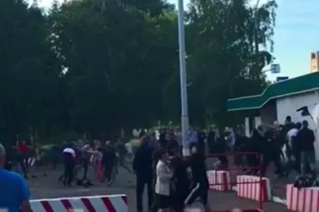 Прокуратура опровергла участие призывников в драке в Набережных Челнах