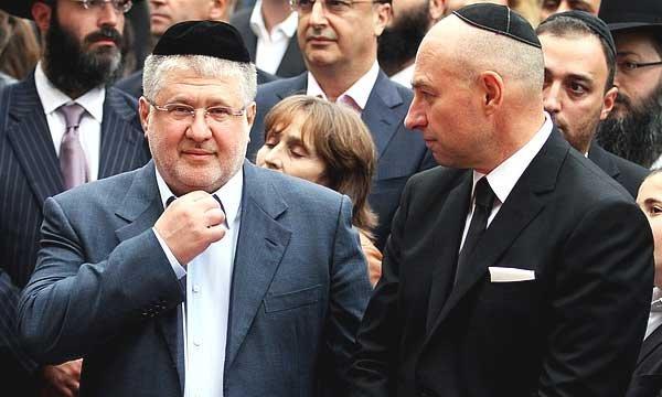 СМИ: Коломойский и Боголюбов вернулись в Украину из-за расследования в США
