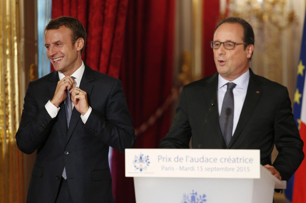 Олланд грозит ответом за атаку на штаб Макрона