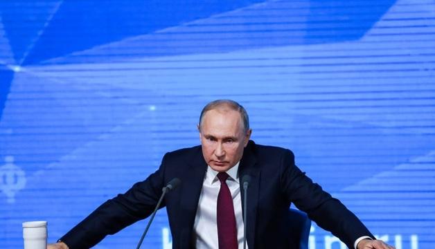 Владимир Путин отказался говорить об уходе из политики после 2024 года