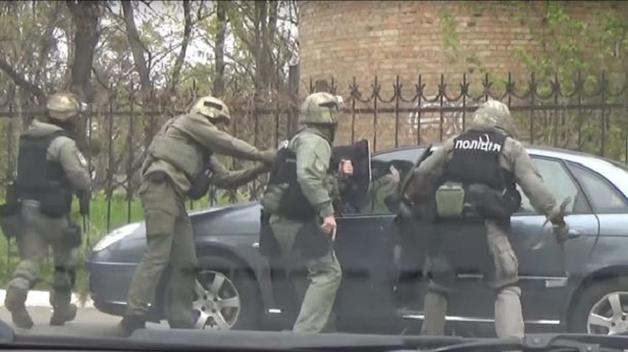 Международная преступность в Украине
