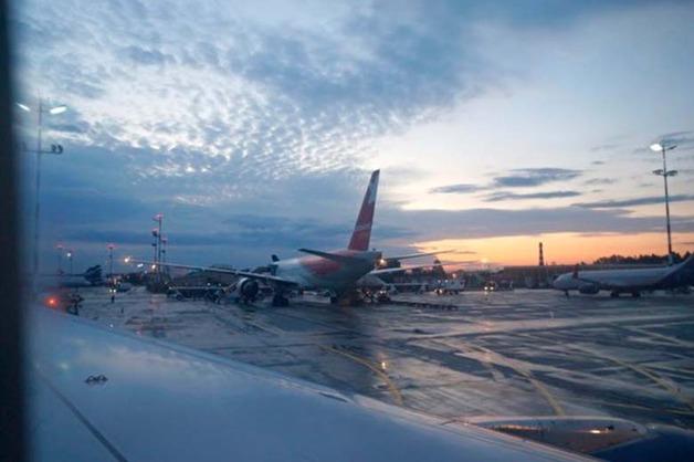 Из-за коллапса с багажом грузчики в Шереметьево стали получать по 200 тыс.рублей