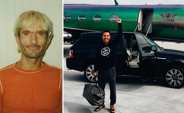 Как бывший наркоман создал бизнес империю и стал миллионером
