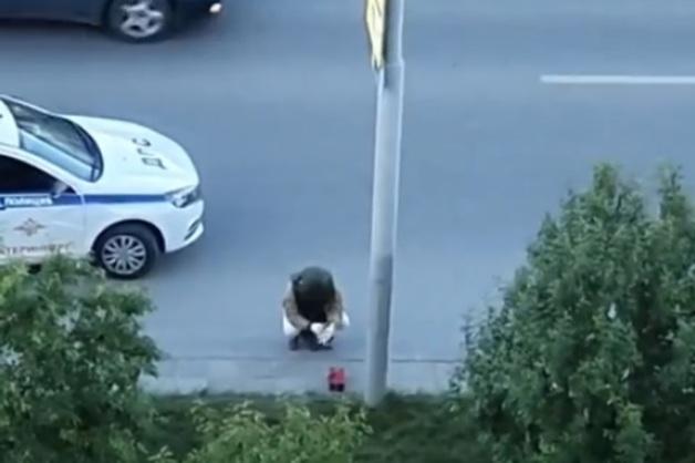 На пути кортежа Путина в Екатеринбурге нашли подозрительную коробку