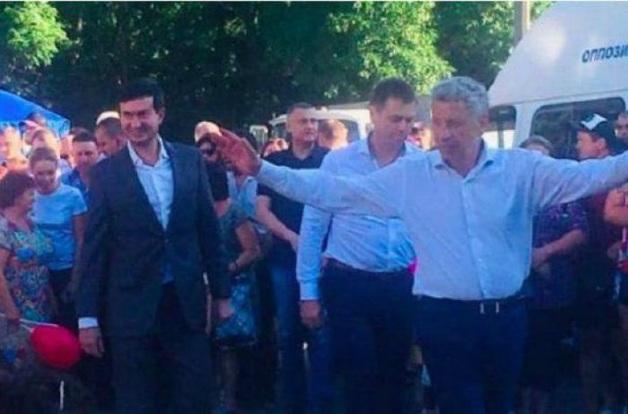 Скандал в Оппоблоке: Бойко обвинил Солода в провале выборов и растрате денег