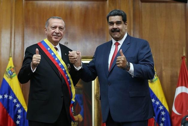 Экономике Турции предрекли судьбу Венесуэлы — Bloomberg