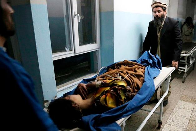 Ребенок-смертник устроил взрыв на свадьбе в Афганистане