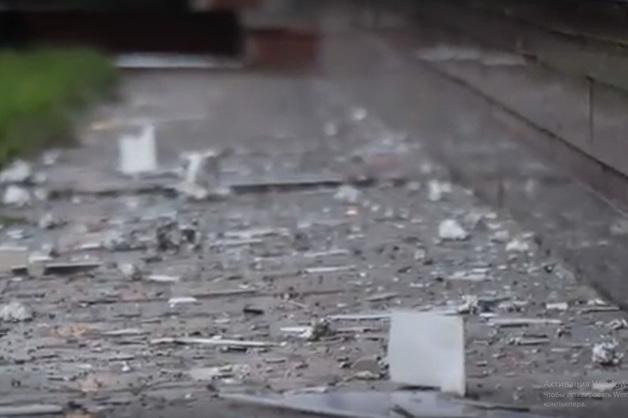 В Киеве ищут террориста с гранатометом