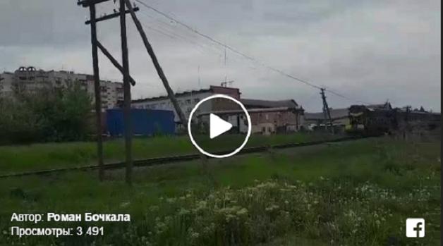 В Черновицкой области перевозят ворованный лес в пассажирских составах