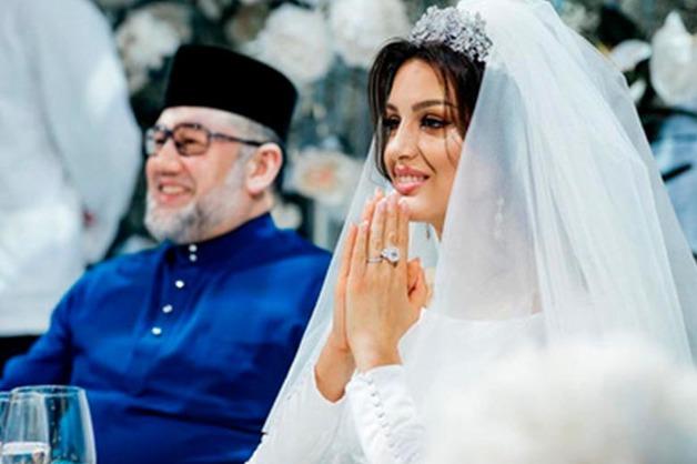 Бывший король Малайзии развелся с «Мисс-Москва»