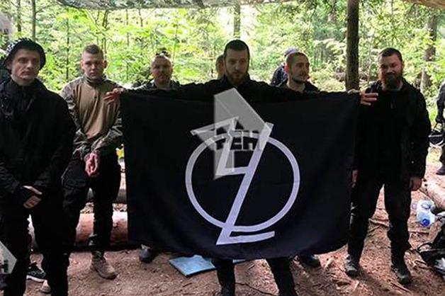 Видео из лагеря ЗОЖ-националистов