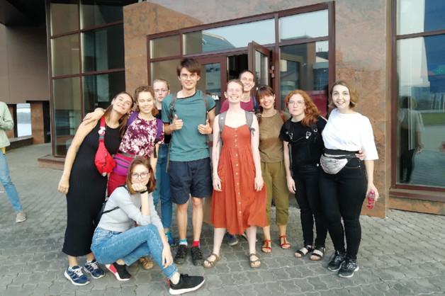 В Красноярске британку оштрафовали за лекцию о феминизме