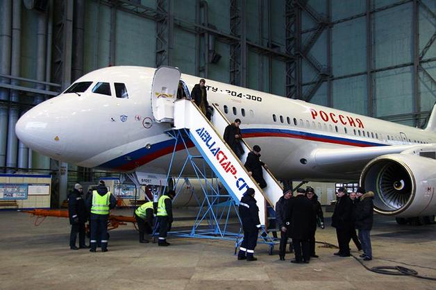 МВД покупает для Росгвардии VIP-самолет с апартаментами для «главного пассажира»