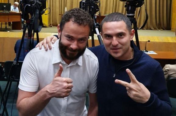 Гражданин Израиля Куницкий выиграл выборы в округе с действующими нардепами Грановским и Киршем