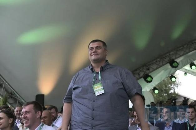«Кварталовца» Юзика избрали депутатом Рады