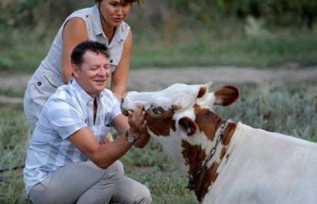 Миллионер без бизнеса и наследства: Вся правда об Олеге Ляшко