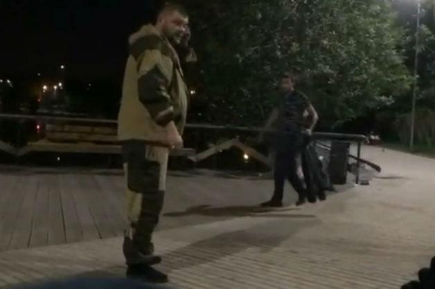 Пьяный москвич получил пять ножевых ранений в шею