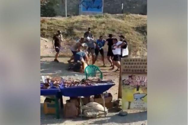 В Крыму мужчину избили из-за фотографий с животными