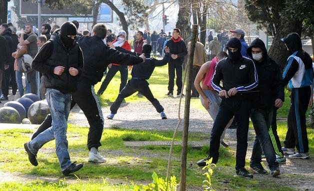 Участие России в подготовке переворота в Черногории