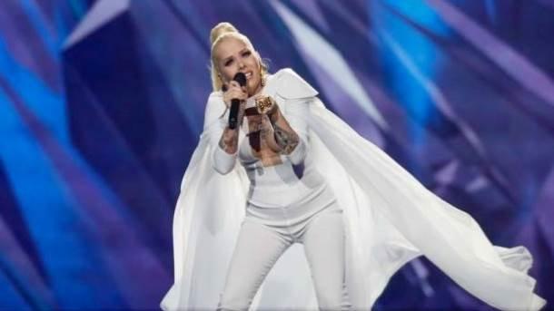 Участнице «Евровидения» из Исландии грозит год тюрьмы у себя на родине