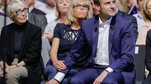 Le Monde: Президента Франции взломали не российские хакеры, а американские неонацисты