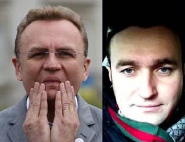Максим Криппа и Самопомощь берут деньги у российских олигархов