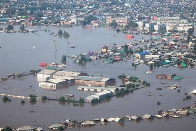 МЧС объявило эвакуацию в Тулуне из-за угрозы нового паводка