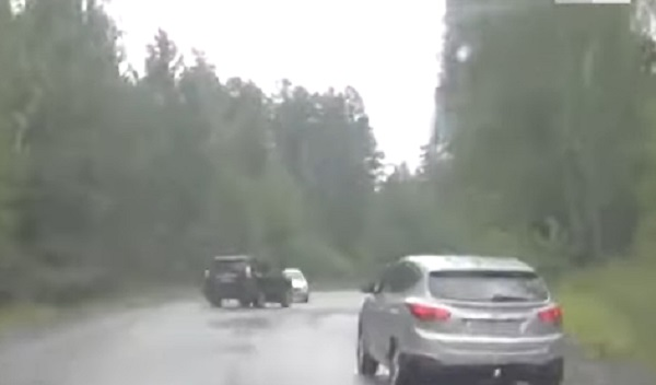 Обнародовано видео, доказывающее вину экс-замгубернатора Косилова в ДТП с тяжелыми пострадавшими