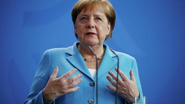 Меркель подтвердила свое намерение уйти из политики после 2021 года