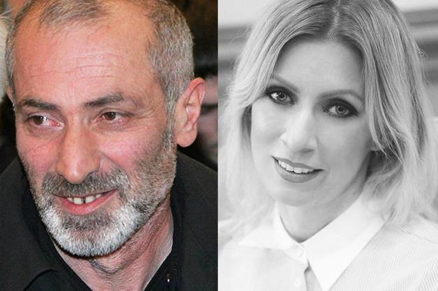 Захарова возмутилась, что выдвинувшегося в депутаты «Единой России» Калоева СМИ назвали убийцей