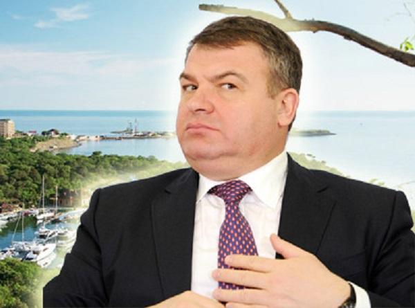 Суд не вернул «дачу Сердюкова» государству