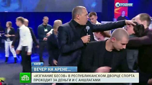 Интересный кейс об отношениях Владимира Зеленского и одиозного «пастора» Мунтяна