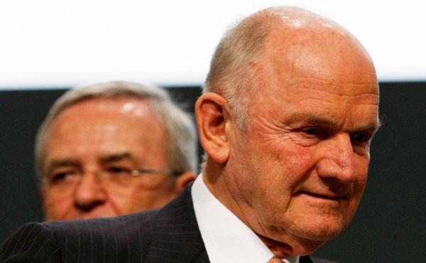 Экс-глава Volkswagen Фердинанд Пиех скончался в Баварии
